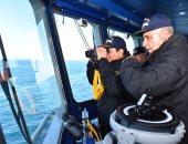 رئاسة الجمهورية: السيسى يؤكد لرجال القوات البحرية التيقظ والاستعداد للتحديات