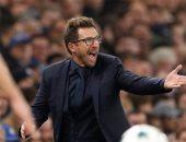 مدرب روما عن الخسارة أمام شاختار: أردت تغيير نصف الفريق