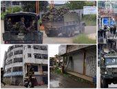 نهاية سرطان داعش فى الفلبين و الجيش يحكم السيطرة