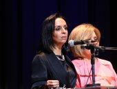 رئيسة القومى للمرأة لمشيرة خطاب: كسبنا أيقونة مصرية تحظى باحتفاء العالم
