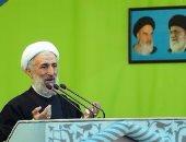 خطيب جمعة طهران متحدثا عن المظاهرات: يجب أن تكون أصابعنا دائما على الزناد