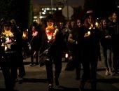 بالصور.. مسيرة احتفالية لتجسيد مصاصى الدماء فى كاليفورنيا