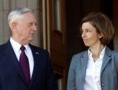 مباحثات أمريكية فرنسية فى واشنطن حول سوريا ومكافحة الإرهاب