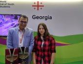 مستقبل وطن يستعرض مع الوفود الأوروبية الآثار المصرية خلال مهرجان روسيا