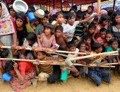بوذيون يمنعون عمال إغاثة من دخول مخيم للروهينجا بولاية راخين بميانمار