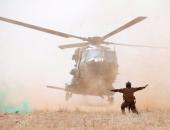 تحطم طائرة هليكوبتر فى إثيوبيا ومصرع 18 شخصا