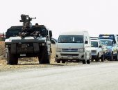 تيار الغد يدين حادث الواحات: الشعبان المصرى والسورى يخوضان معركة ضد الإرهاب