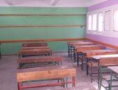 أولياء أمور يشكون عدم انتظام الدراسة بمدرسة مصطفى كامل الابتدائية بالمرج