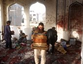 مقتل وإصابة 9 أشخاص فى انفجار داخل مسجد شرق أفغانستان