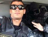 ننشر صور النقيب أحمد زيدان وأمين الشرطة أنور حمودة شهداء حادث الواحات