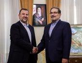 بالصور.. نائب رئيس حركة حماس من طهران: لن نتخلى عن المقاومة