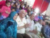 قومى المرأة ببنى سويف ينظم رحلة لـ50 مسنا إلى السيرك القومى شرق النيل