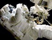 """""""ديلى ميل"""": مشكلة خطيرة تواجه رائد ناسا خارج محطة الفضاء الدولية"""