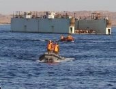 شرطة المسطحات المائية تضبط 4 مراكب لحمولتها الزائدة