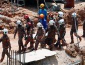 مصرع 14 شخصا فى انهيار بمنجم شمال ميانمار