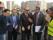 فيديو.. سكان منشأة ناصر يطالبون بسكن آدمى يحميهم من البرد والثعابين