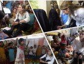 الملكة رانيا: الروهينجا يواجهون تطهيرا عرقيا والعالم لا يبالى