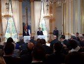 بالصور.. السيسى: لقائى بماكرون نقطة انطلاق جديدة لتعزيز التعاون والشراكة مع فرنسا