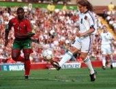 """جول مورنينج.. """"لوب"""" بوبورسكى يقصى البرتغال من يورو 96"""