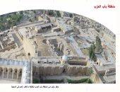 الآثار توافق على مشروع درء المخاطر  فى منطقة باب العزب بقلعة صلاح الدين