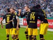 بوروسيا دورتموند يكتسح ماجديبورج 5 / 0 ويتأهل لدور الـ 16 بكأس ألمانيا