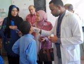أخبار × 24 ساعة.. الصحة تنفى شائعة فساد التطعيمات الخاصة بحملة الحصبة لطلاب المدارس