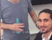 """بالفيديو.. ثنائى الزمالك السورى فى كواليس """"خاص مع سيف"""""""