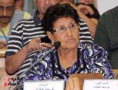 الأولى دائما.. فريدة النقاش من أول رئيس تحرير لأول رئيس لمؤتمر أدباء مصر