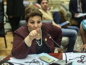 مارجريت عازر: خطاب السيسى بمثابة محاكمة للأمم المتحدة لسكوتها عن ما يحدث فى المنطقة