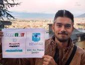 بالصور.. شباب العالم يدعمون منتدى شرم الشيخ ويتفاعلون مع #We NeedToTalk