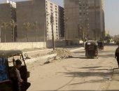 بالصور..شارع 30 بالمندرة فى الإسكندرية بدون إنارة وغير مرصوف