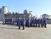 """انضمام الفرقاطة """"شباب مصر"""" إلى القوات البحرية بعد وصولها من كوريا الجنوبية"""