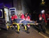 قتيلان و8 جرحى بعد هجوم بسكين فى مدينة كريفوي روغ الأوكرانية