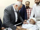 هنية يتهم إسرائيل وعملائها بالوقوف وراء محاولة اغتيال اللواء أبو نعيم