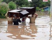 مصرع 33 شخصا جراء الفيضانات العارمة فى الكونغو الديمقراطية