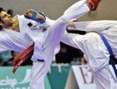 تكريم إيهاب وعرابى على هامش المهرجان الرياضى الأول للكاراتيه بالفيوم