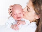 بس متقولش زن.. دراسة: بكاء الرضيع ينشط وظائف مخ الأم المرتبطة بالكلام