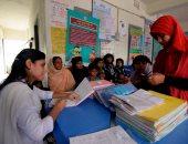 بالصور.. مسلمو الروهينجا يتلقون الرعاية الطبية فى مخيمات بنجلاديش