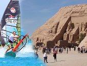 وسائل الإعلام الأجنبية تختار مصر من أفضل المناطق السياحية لزيارتها عام 2020
