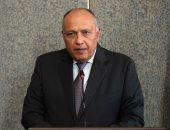 وزير الخارجية حول مفاوضات سد النهضة: نهدف لبناء الثقة مع السودان وإثيوبيا