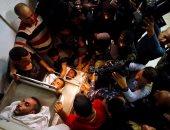 بالصور.. ارتفاع حصيلة شهداء تفجير إسرائيل لنفق قطاع غزة لـ7 فلسطينيين