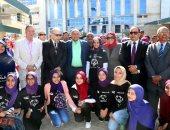 محافظ القاهرة يفتتح مسابقة الأولمبياد المصرى لإعداد المنتخبات القومية