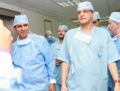 إجراء عملية زرع قوقعة بمستشفى أسوان الجامعى للمرة الثانية