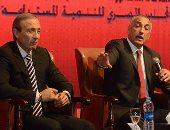 بالفيديو والصور.. طارق عامر: مصر تستورد غذاء بـ12 مليار دولار سنويا