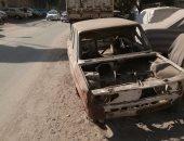 مواطن يحذر من استخدام السيارات المهجورة بالشوارع فى عمليات إرهابية