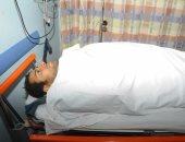 """الضابط محمد الحايس يصل جنيف للعلاج.. ونقله إلى مستشفى فى """"برن"""""""