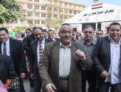 رئيس جامعة عين شمس: رسالتنا غرس قيم الولاء والانتماء بدعم الصناعة الوطنية
