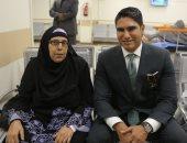 بالصور.. وزير الاتصالات وأحمد أبوهشيمة يزوران مستشفى علاج الأورام بالأقصر