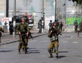 قوات الاحتلال الإسرائيلى تقمع مسيرة كفر قدوم غرب نابلس