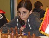 يارا إبراهيم تتوج ببطولة البحر المتوسط للناشئين بالشطرنج